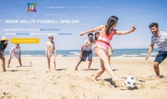 www.Fussballgruppe.de - Soccer Community by Andreas Becker von Fussballgruppe