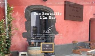 UNE BOUTEILLE MARSEILLAN by POUSS ARTS INTERACTIVE