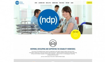 National Disability Practitioners by National Disability Services