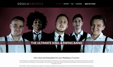 Soul That Swings by Bands For Hire Ltd