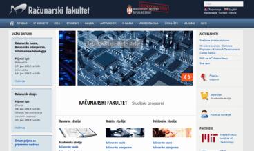 Racunarski fakultet by Petar Prvulovic