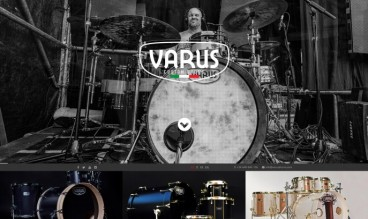 Varus Custom Drums by CesarLabadia.com