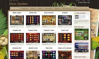 Slots spelen by Nedlof Ltd