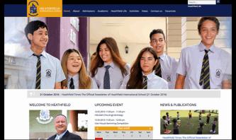 Heathfield International School by ColorPack Creations Co., Ltd.