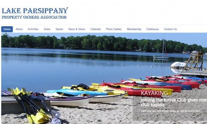 Lake Parsippany by Lake Parsippany Property Owners Association