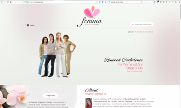 Femina Physical Therapy by Mac Master Services