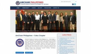 AMCHAM Philippines - Cebu Chapter by Cebu Web Solutions