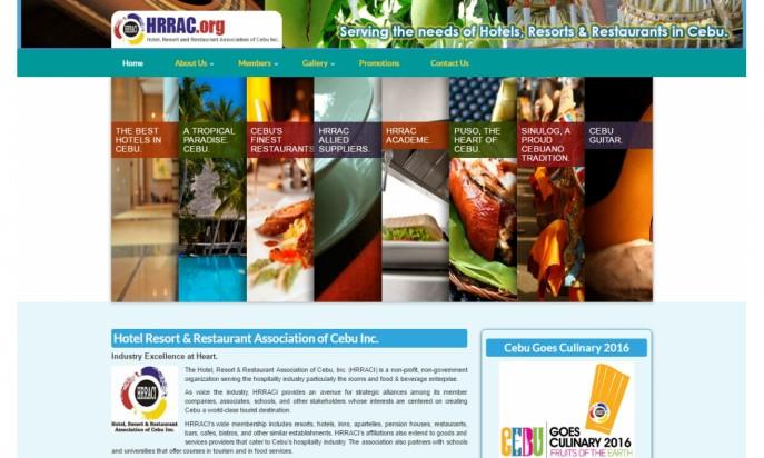 HRRAC by Cebu Web Solutions