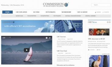 The Commission of Registered Traders by The Commission of Registered Traders