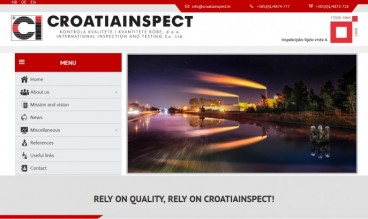 Croatia Inspect by 123dizajn.com