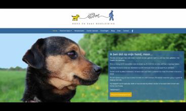 iTTom - Hond en Baas Begeleiding by WebLab42