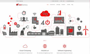 innFactory - Cloud-native Engineering & Consulting by innFactory.de