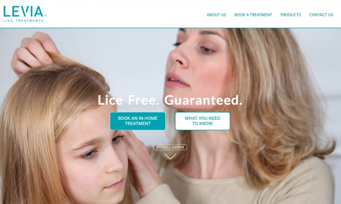 Levia Lice Head Treatment by Naama Beck-Levi
