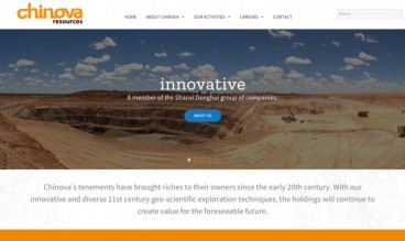 Chinova Resources by Marketeam
