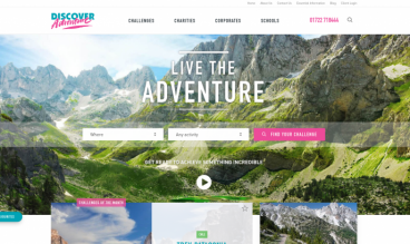 Discover Adventure by Mr Zen Ltd