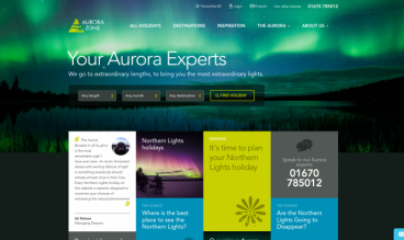 The Aurora Zone by Mr Zen Ltd