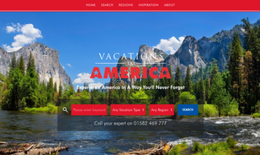 Vacations to America by Mr Zen Ltd