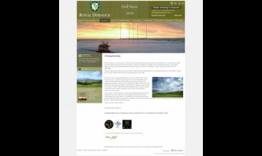 Royal Dorch Golf Club by Andy Gaskell - SSOFB