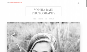Sophia Bain Photography by Flying Dog Media