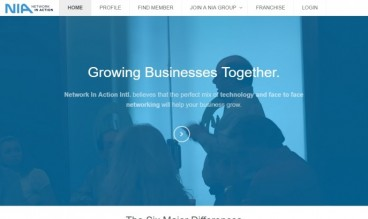 Network In Action by Texas Design Duo