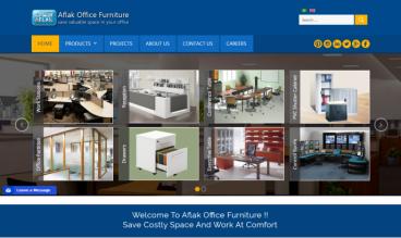 Aflak Office Furniture- Saudi Arabia by YB