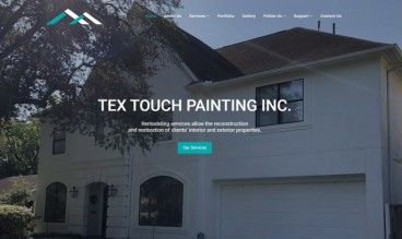 Tex Touch Painting Inc. by Moussa Solutions