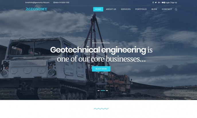 Geonomy Ltd. by Moussa Solutions