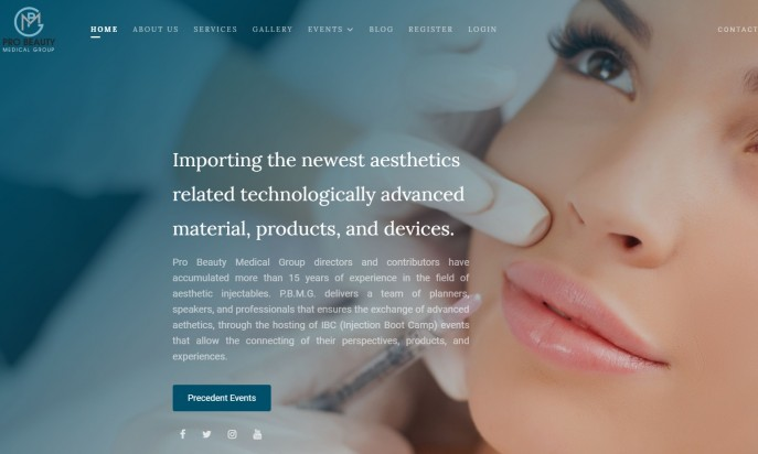 Pro Beauty Medical Group by Moussa Solutions