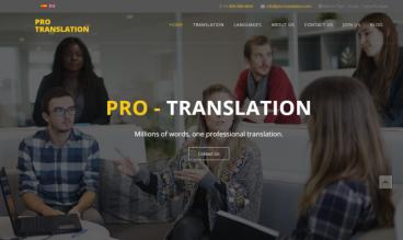 Pro-translation by Strahinja Zivkovic