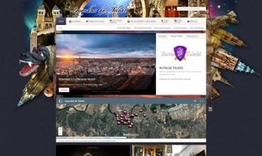 Leyendas de Toledo by Juan Luis Alonso Oliva