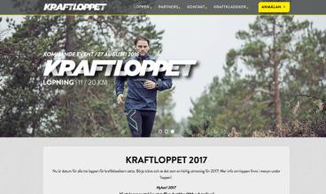 Kraftloppet by WDO