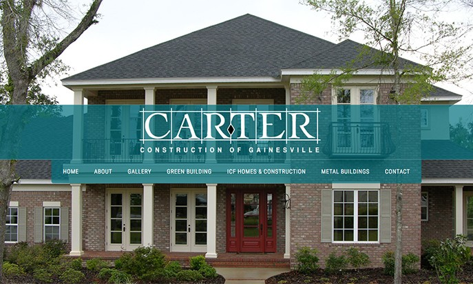 Carter Construction by Blu Dove Designs - Lisa Renshaw