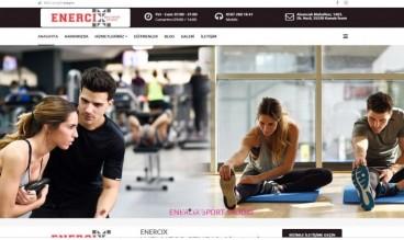Enercix Wellness Studio by GuneyDesign Web Studio