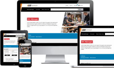 ROC Nijmegen - Education by Perfect Web Team