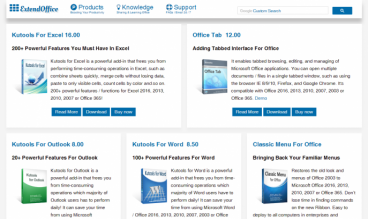 ExtendOffice by Haikou Add-in Technology Inc.