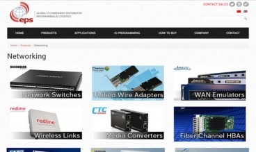 EPS Global - Distributor for specialized IT component by Deligence Technologies Pvt. Ltd.