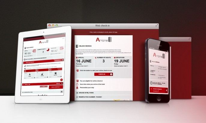 Online Hotel Check-in Software, Enabling Guest Check-in Experience - Ariane by Deligence Technologies Pvt. Ltd.