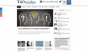 TuDecides | Tu Portal de Negocios by Created and developed By Crisolution Consulting Canada