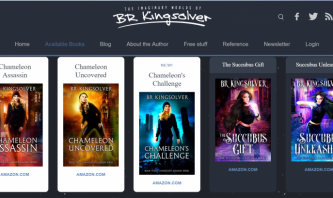 BR Kingsolver by Language Avenue