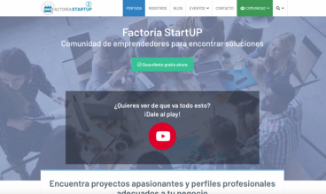 Factoría Startup by Paco Guio