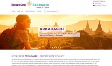 Reisebüro Arkadasch in Hamburg - Buchen bei Freunden by VEVEPO UG