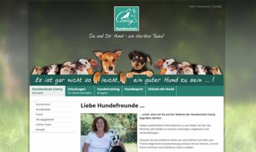 Hundeschule Conny by Joomla Spezialist | Jens Wild