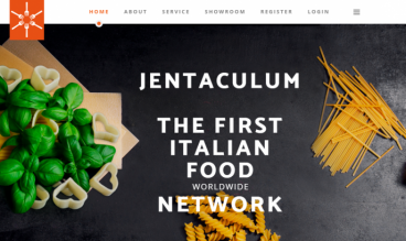 JENTACULUM! Italian Food Network by Bucci srl