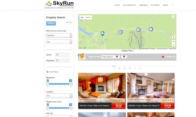 SkyRun Vacation Rentals by SkyRun Vacation Rentals