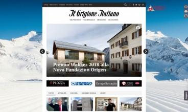 Il Grigione Italiano by ecomunicare.ch sagl Web Design