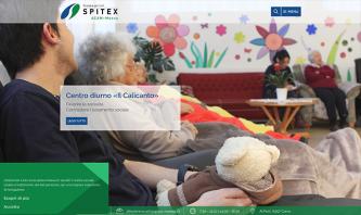 Spitex Acam Moesa by ecomunicare.ch sagl Web Design