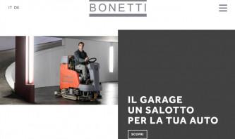 Bonetti Service by ecomunicare.ch Web Design