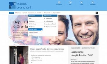 Assurances Bureau Bronckart by CloudERP.be