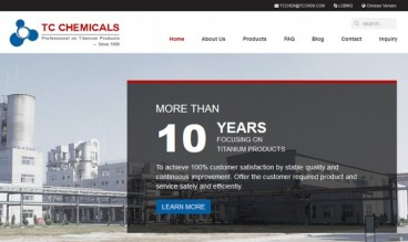 TC CHEMICALS CO.,LTD by 野草工作室