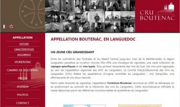 Cru Boutenac by Agence Joomla Conseil